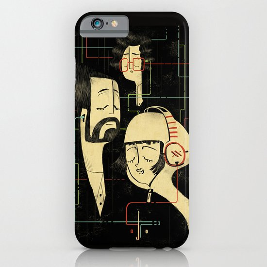 乐 Music v.2 iPhone & iPod Case