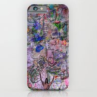 iPhone & iPod Case featuring Mother Ganja (take me higher) by The Bun
