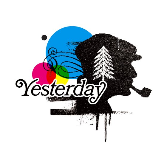 Yesterday Art Print