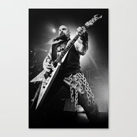 Slayer Canvas Print