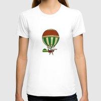 balloon T-shirts featuring Balloon by janko.