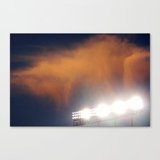 Cotton Candy Here! Canvas Print