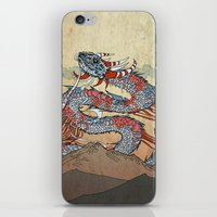 Fire on the Mountain iPhone & iPod Skin