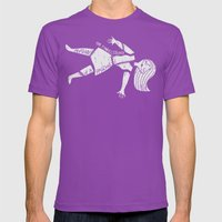 Anatomy Of A Ragdoll Mens Fitted Tee Ultraviolet SMALL