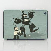 One Button Destruction iPad Case