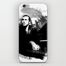 Glenn Gould iPhone & iPod Skin