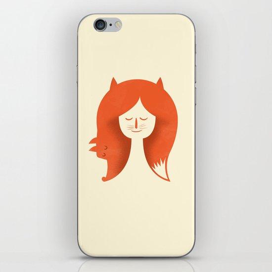Foxy Lady iPhone & iPod Skin