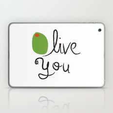 Olive You. Laptop & iPad Skin