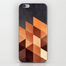 dyymd ryyyt iPhone & iPod Skin