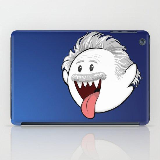 BooStein - Mario Boo and Einstein Mashup iPad Case