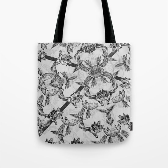 PARRIOT Tote Bag