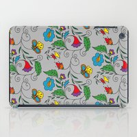 Ethnic Floral Flow iPad Case