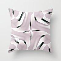 In (circular version)  Throw Pillow