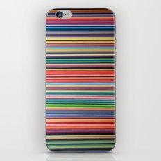 STRIPES23 iPhone & iPod Skin