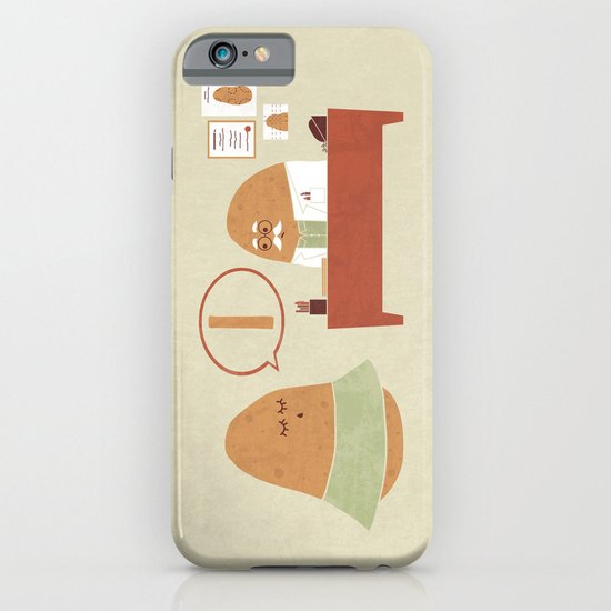 Plastic Surgery iPhone & iPod Case
