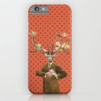 Monsieur Le Cerf iPhone 6 Slim Case