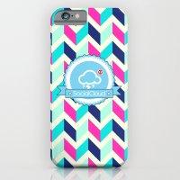 SocialCloud Pattern iPhone 6 Slim Case
