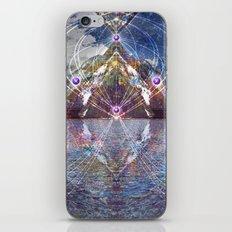 Mountain Eye iPhone & iPod Skin