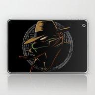 Undercover Ninja Mikey Laptop & iPad Skin