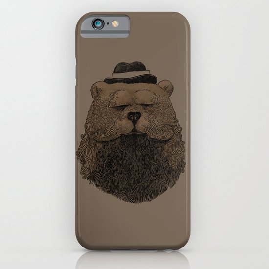 Grizzly Beard iPhone & iPod Case