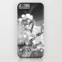 iPhone & iPod Case featuring All You Need Is... by Marwa Hamad