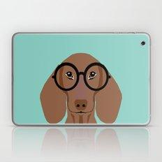 Remy - Daschund With Fas… Laptop & iPad Skin