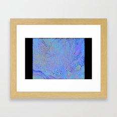 Lich Forest Framed Art Print