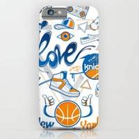 iPhone & iPod Case featuring NYC by Ptitecao