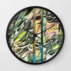 faded 2 Wall Clock