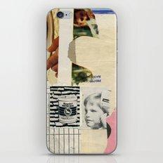 Water Seal iPhone & iPod Skin
