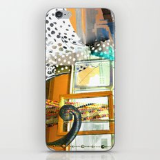 Flowing Garb iPhone & iPod Skin
