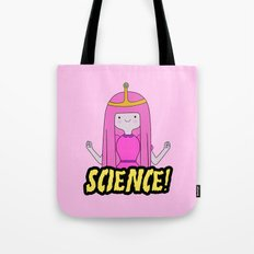 Princess Bubblegum Love Science Tote Bag