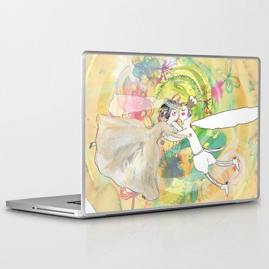 wedding Laptop & iPad Skin