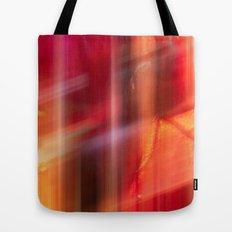 crimson  fall Tote Bag