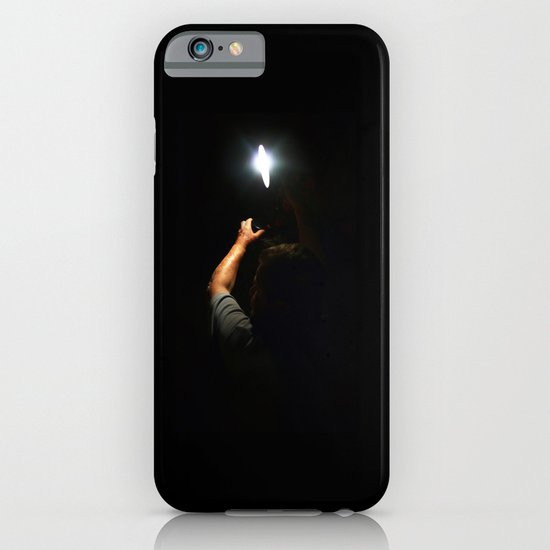 One night, one light iPhone & iPod Case