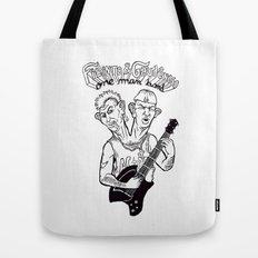 One man band Tote Bag