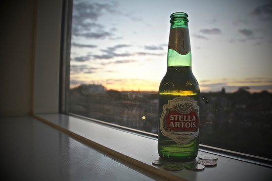 Stella Artois  Art Print