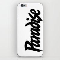 prds iPhone & iPod Skin