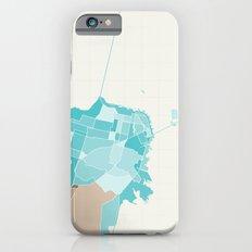 San Francisco V.2 Colored iPhone 6 Slim Case