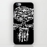 Vigilante Weaponry iPhone & iPod Skin