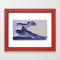 Sally Rand Framed Art Print