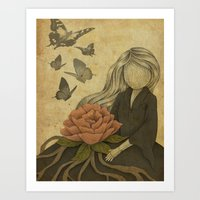 Fragranced Art Print