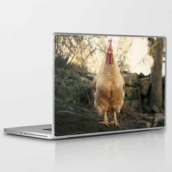 gallo chulo Laptop & iPad Skin