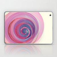 Ring Nebula Abstract  Laptop & iPad Skin