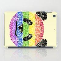Panda Pride iPad Case