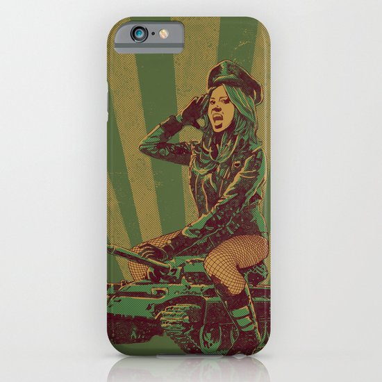 'Ready for Battle' iPhone & iPod Case