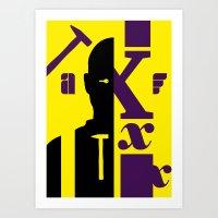 WIM 02 Art Print