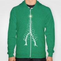 Christmas Tree Intertwin… Hoody