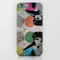 iPhone Cases featuring deep conversation by Rosa Picnic