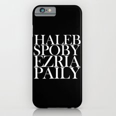 PLL SHIPS iPhone 6 Slim Case